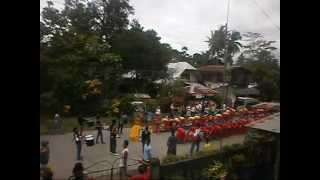 street dancing. fiesta of Manticao, misamis oriental.wmv