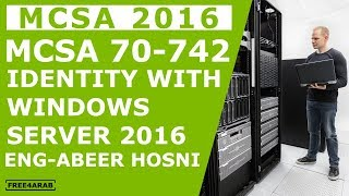 14-MCSA 70-742 (Using certificates for SSL) By Eng-Abeer Hosni | Arabic