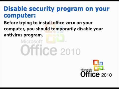 error 1935 office 2010