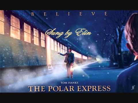 polar express songs christmas comes town lyrics