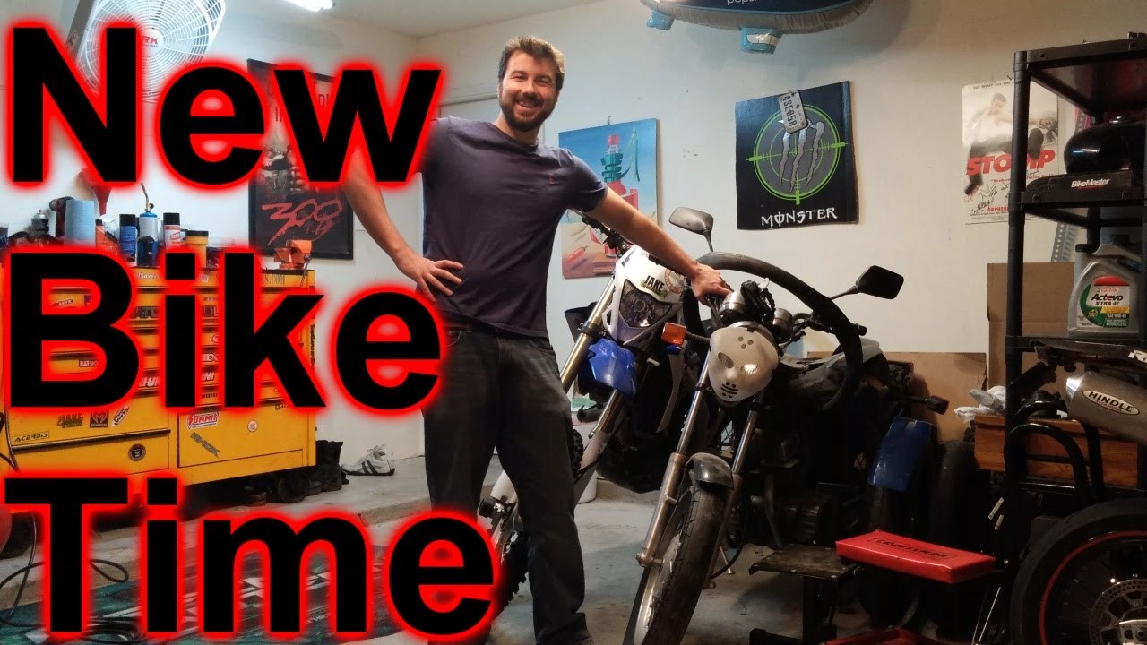 New Bike Youtube
