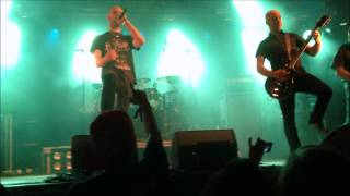 Helltrain - Heaven and Helltrain - Sorsele Rock out wild 2013