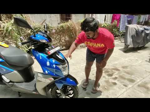 How to polish your Two wheeler at Home within 15-20 Mins   TVS Ntorq Polishing