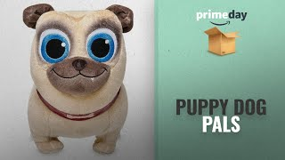 Puppy Dog Pals Prime Day: Disney Rolly Plush - Puppy Dog Pals - Small - 12 Inch