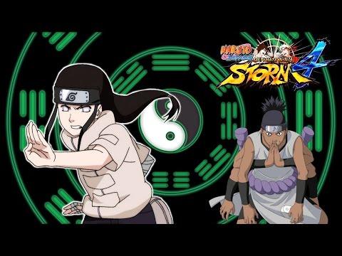 Neji Vs Kidomaru - NARUTO SHIPPUDEN Ultimate Ninja STORM 4 ...