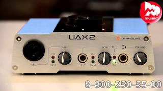 звуковая карта INFRASONIC UAX2