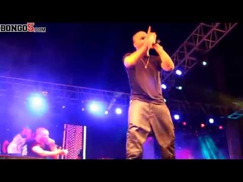 T.I. performing P-Square's Ejeajo and Nico and Vinz's Am I Wrong - Fiesta Dar