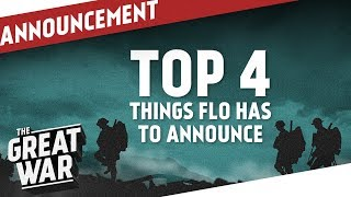 Top 4 Things Flo Has To Announce I THE GREAT WAR