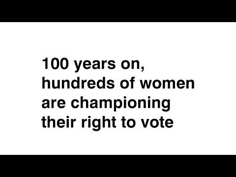 #Vote100