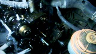Двигатель Сузуки после масла Шелл