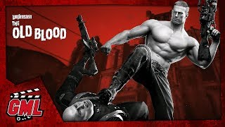 WOLFENSTEIN : THE OLD BLOOD - FILM JEU COMPLET FRANCAIS