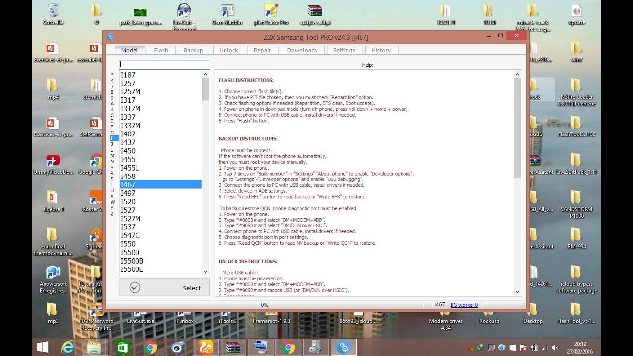 z3x samsung tool pro latest setup v28.8 update crack