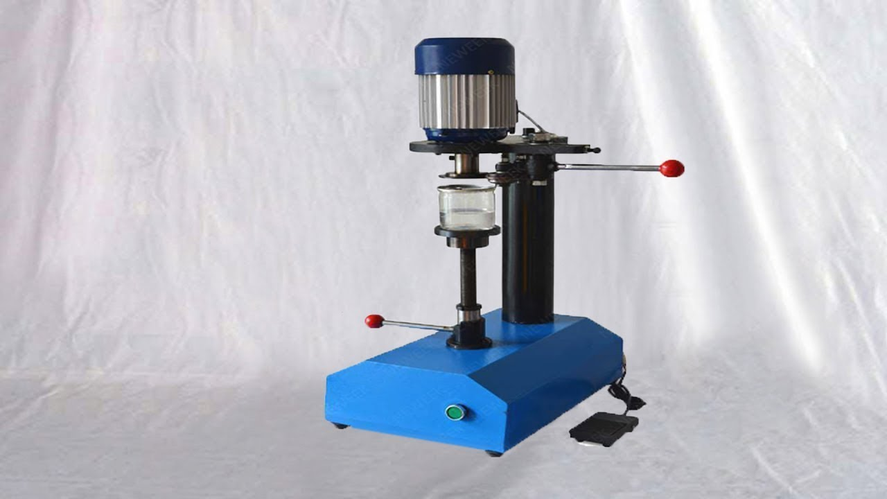hand operated cans sealing machine tin can sealer manual ...