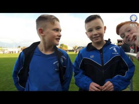 Tranent District Community FC launch day