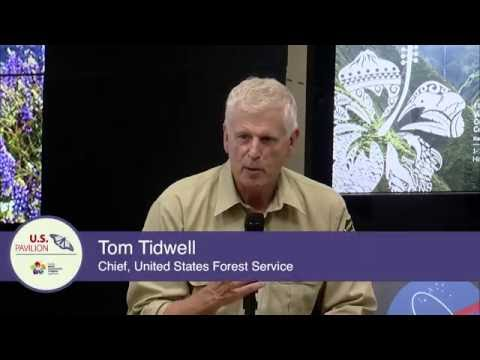 IUCN WCC Hawaii: The State of Forestry in the US