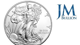 1 oz American Eagle Silver Coin ➜ JMBullion.com