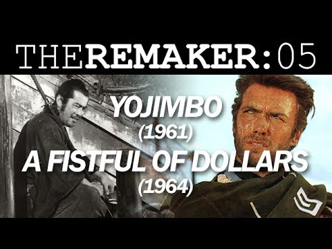 yojimbo vs a fistful of dollars One of his films in particular, yojimbo, inspired one of the most  a fistful of  dollars is incredibly important to the star wars universe for a lot of.