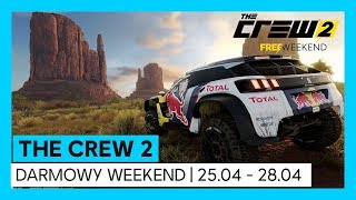 THE CREW 2 - DARMOWY WEEKEND | 25.04 - 28.04