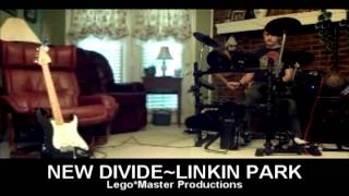 Linkin Park - NEW DIVIDE (Guitar/Drum Cover)