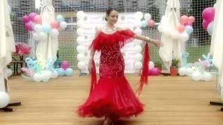 Показ платьев для бальных танцев от Sivakova.com(, 2013-08-10T20:14:30.000Z)