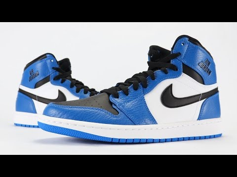 ee850a674be Air Jordan 1 Rare Air Soar Blue Royal Review + On Feet - YouTube