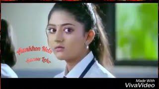 Ankhon me ashu leke by Aditya official
