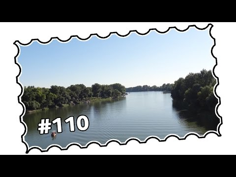 #110 - Serbia - Novi Sad to Zrenjanin, entire 50 km ride (09/2013)