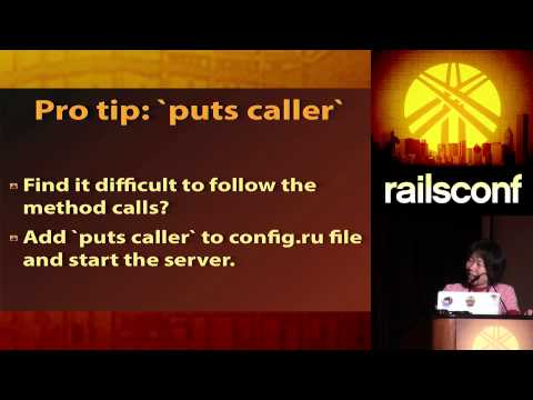 RailsConf 2014 - Ruby on Rails Hacking Guide by Akira Matsuda