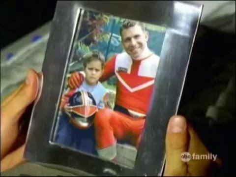 Power Rangers - Sky and Wes