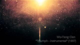 Wu-Tang Clan - Triumph Instrumental 1997 | HQ