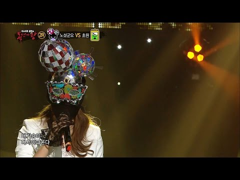 【TVPP】Song So-hee - 'Father', 송소희 - '아버지' @King of masked singer