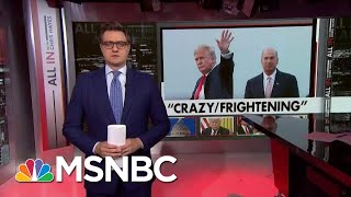 Hayes: The Key To What Trump Is Hiding Lies In The Man He Wouldn't Let Testify | All In | MSNBC