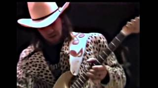 Stevie Ray Vaughan ~Sound Check ~ 1986 ~ by SNS