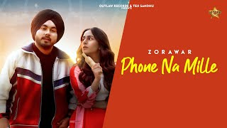 Phone Na Mille (AUDIO)| ZORAWAR |GOLD MEDIA|FULL VIDEO 18 MARCH