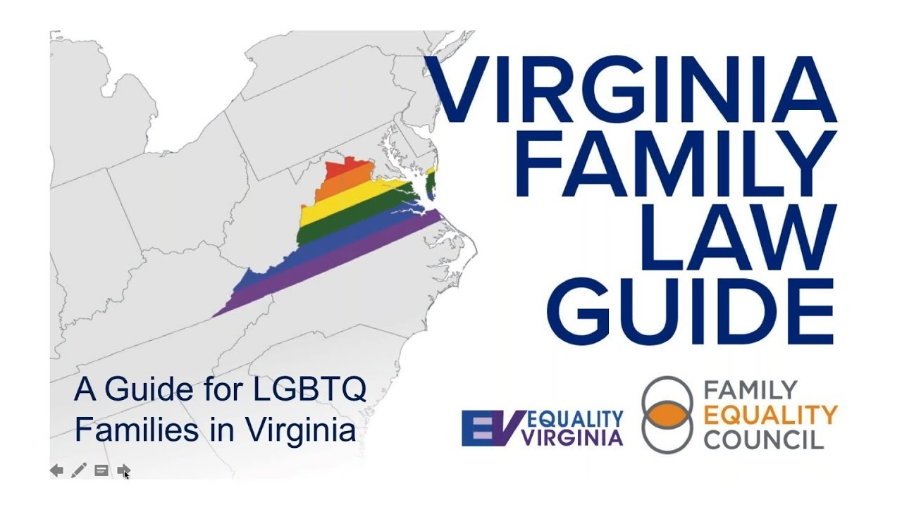gay friendly divorce lawyers in virginia