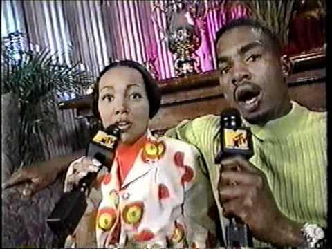Monica on MTV Jams with Bill  Bellamy