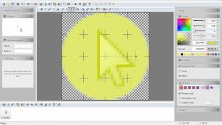 How to get a Yellow Circle Around Your Cursor