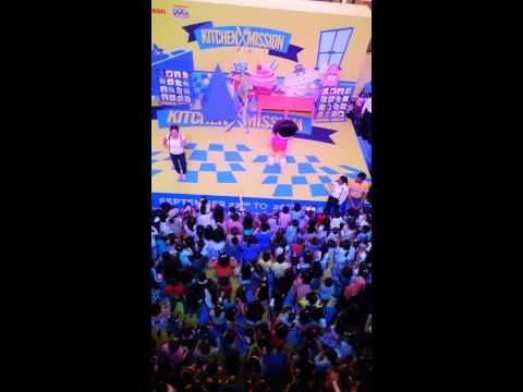 Dora Explorer Show with Monica (Abu Dhabi Mall)