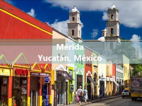 Mérida, Yucatán, Quintana Roo