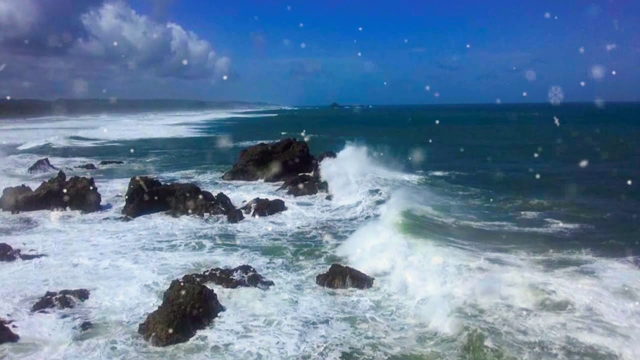 Pantai indah karang tawulan tasikmalaya. . - YouTube