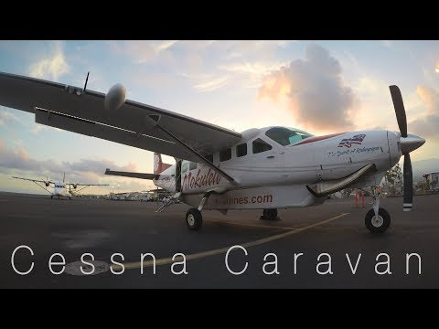 The Caravan Can Be Flown By Airlines Too - Here's Why It Works