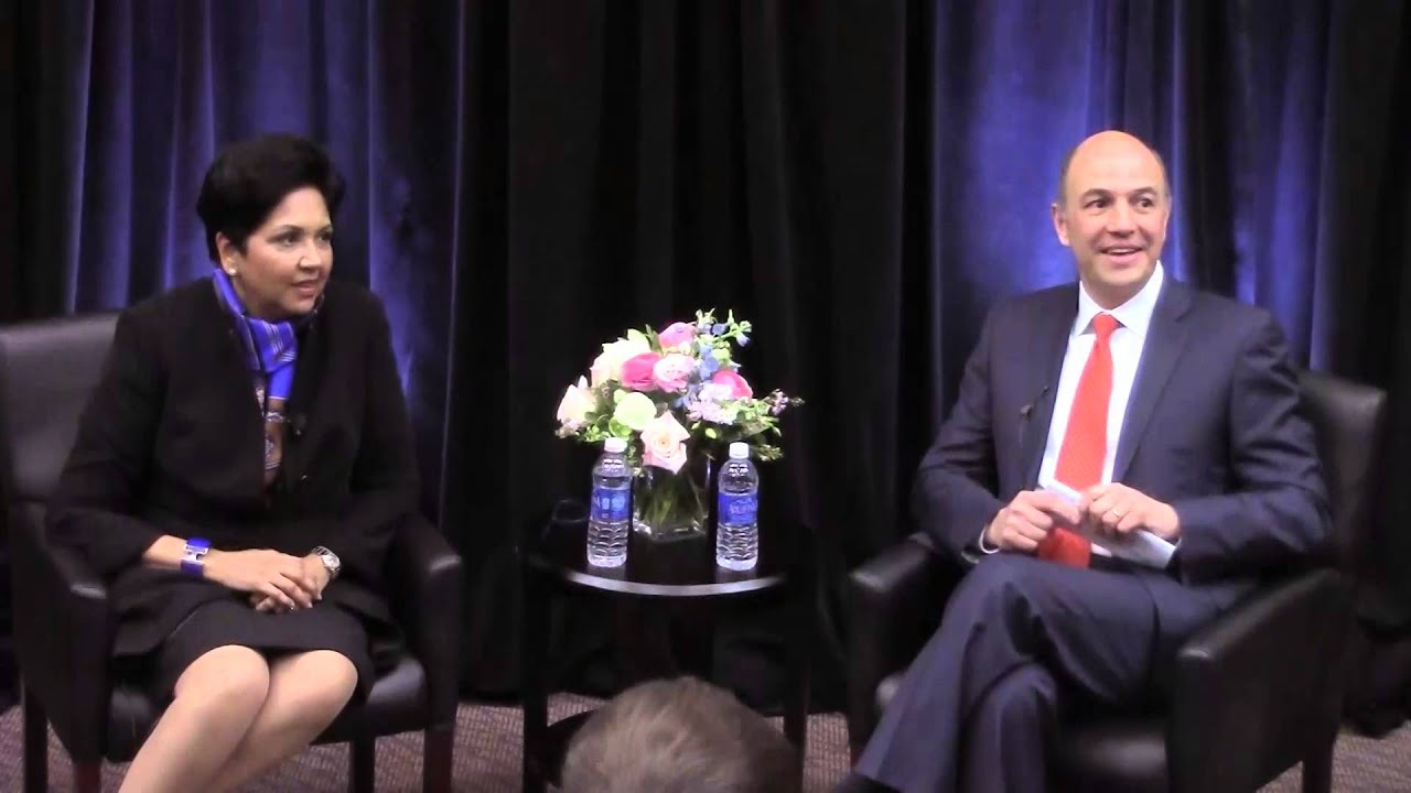 indra nooyi  pepsi ceo  speaks at smith school of business
