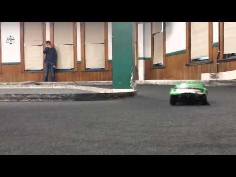 Backwards pro slash at Riverside Raceway