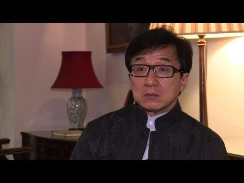 Jackie Chan says 'stop buying' illegal wildlife products