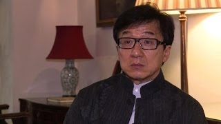 Jackie Chan says