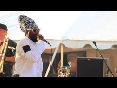 "Ras Attitude ""Rasta Man Rise""[Northwest World Reggae Festival 2012]"