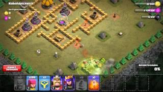 Clash of clans glitch SANTA SPELL GLITCH👌