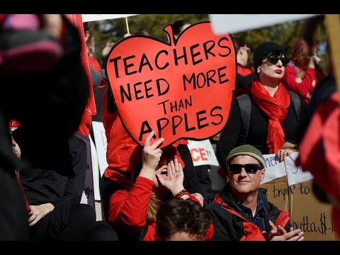 Why teachers are managing more student needs — and struggling to pay for their own