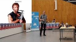 Science Slam im Wissenschaftsjahr 2013: Marc Fischer - Wie Sie sehen, sehen Sie nichts