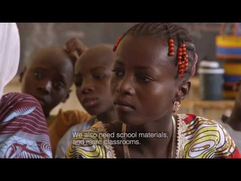 Meet Latifa from Niger - A day in her life.